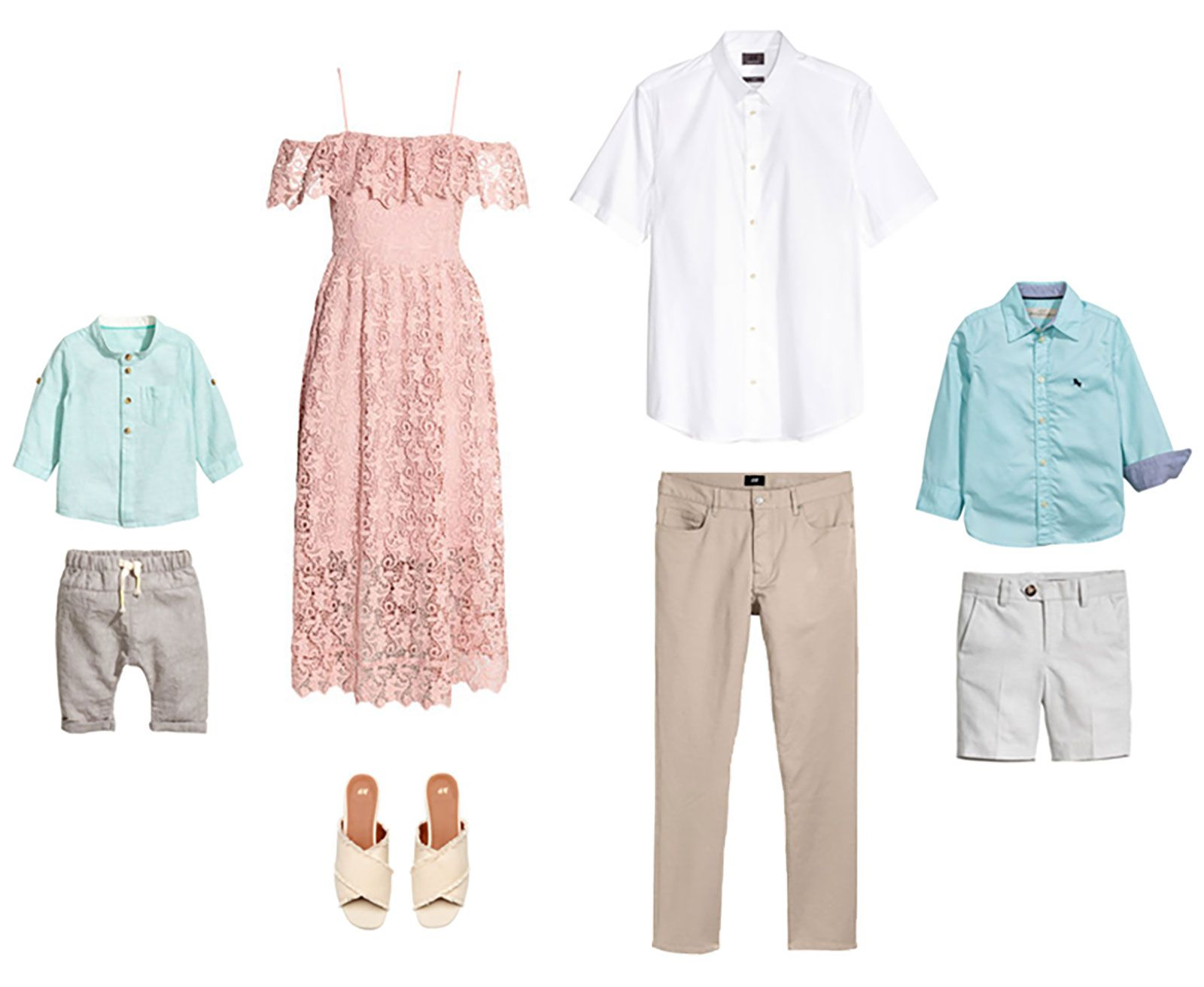 BB's Weekly Link Round Up: Weekend Sales, A Family Photo Outfit Idea for Easter and More #familyphotooutfits