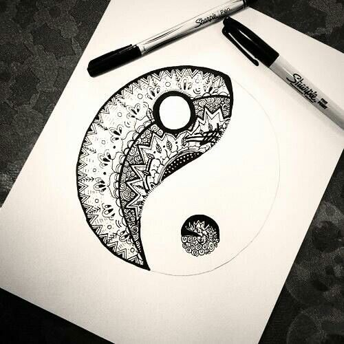 cauuuuse im super obsessed in yin yang a d