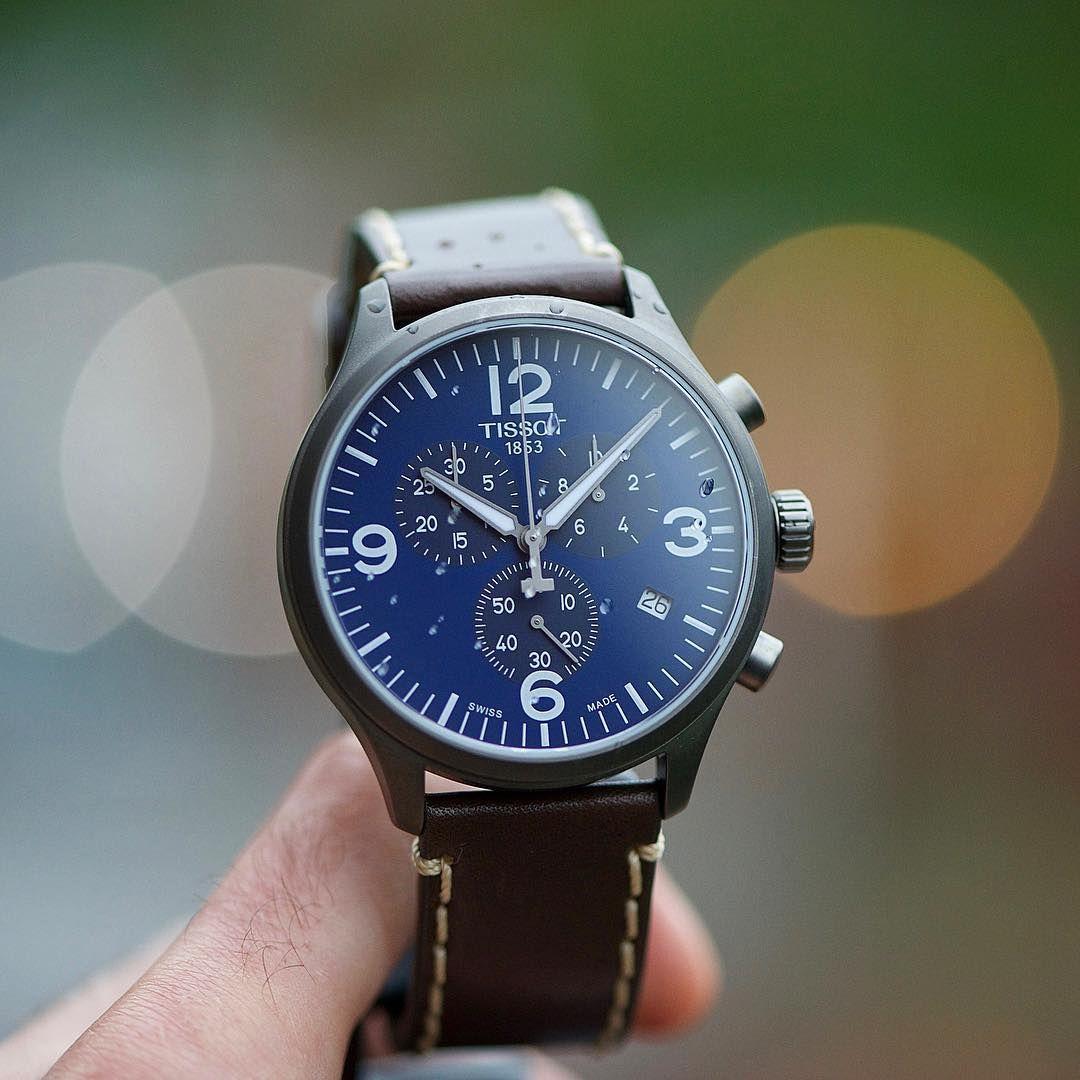 Tissot Chrono Xl Blue Dial Tissot Watches In 2019