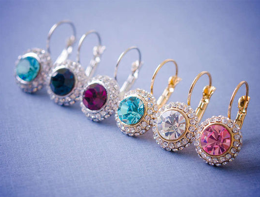 Now $19.00 (was $100.00). 81% Off Royal-Style #Earrings Made with #Swarovski Elements Earrings - Atlanta, GA at Livingsocial. Found on DealsAlbum.com.