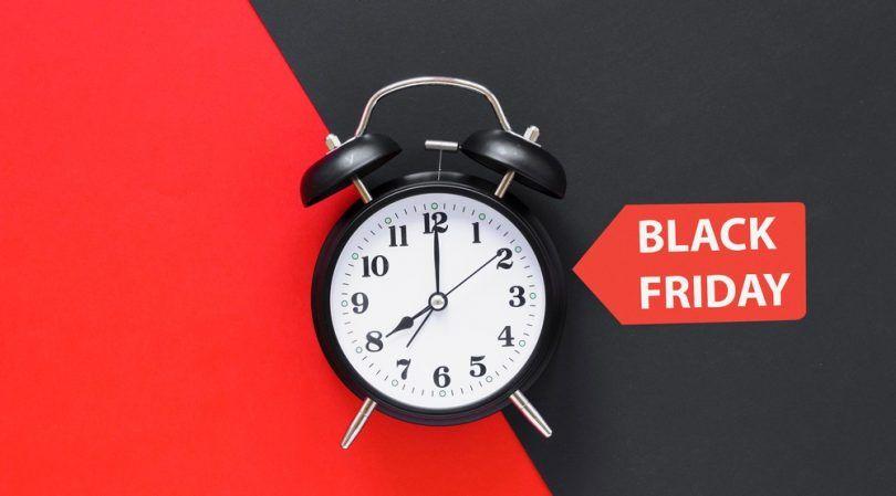 متى موعد عروض الجمعة السوداء وكيف أستفيد بها ايكو موضة Black Friday Offers Clock Alarm Clock