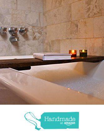 Custom-fit Bath Caddy, Bath Tray, Bath Bar, Bath Shelf, Bathroom ...