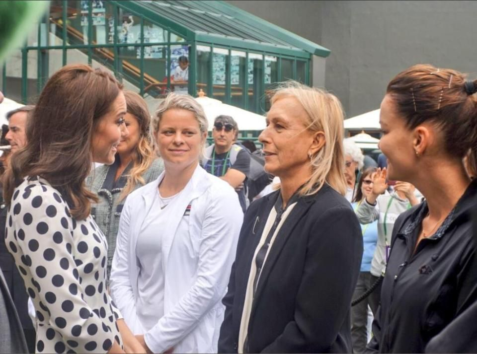 Wimbledon 2017 Pippa Middleton pictures: Kates sister in