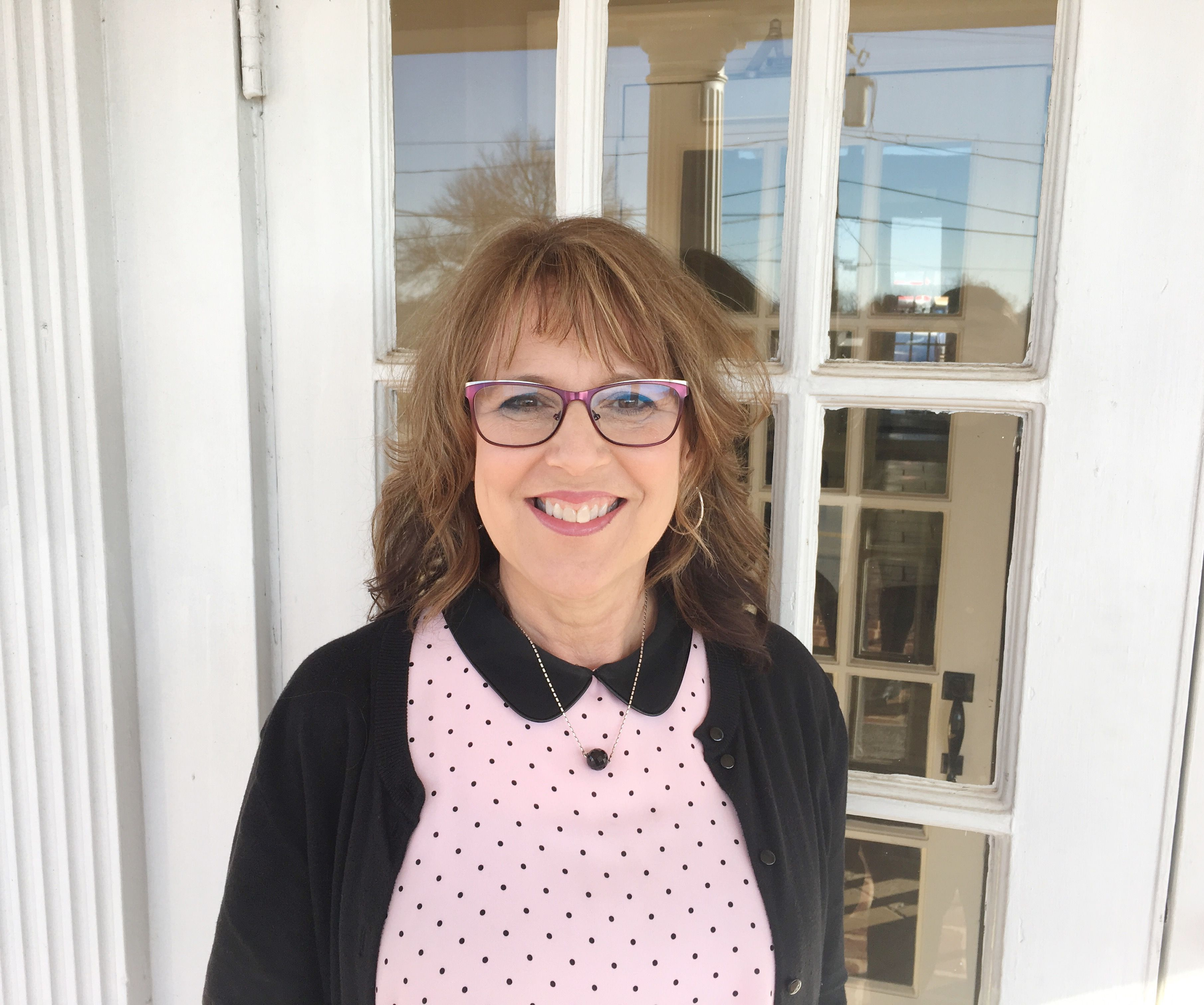 Meet Mary Ellen Price, one of our helpful Customer Service
