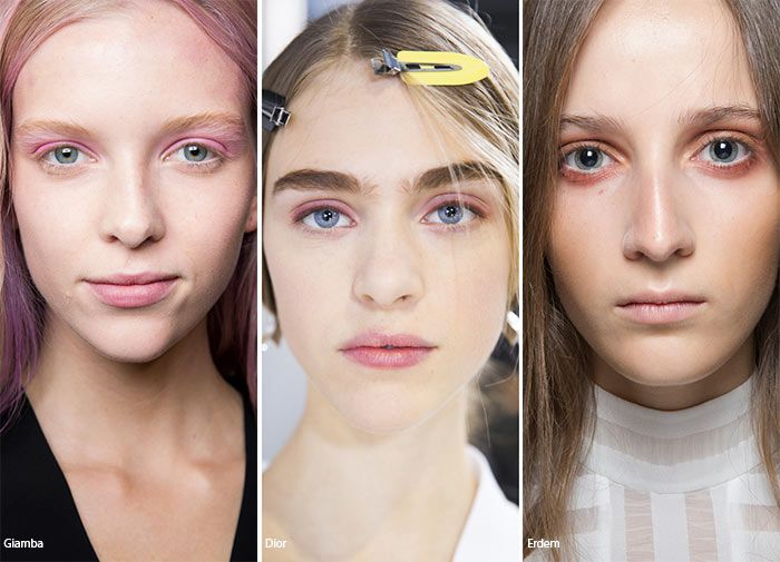 The main trends of the season in makeup