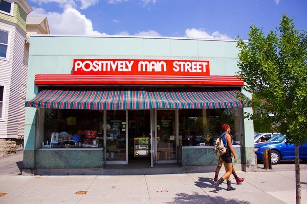 Positively Main Street 716 882 5858 773 Elmwood Ave Buffalo Ny 14222 Buffalo City Main Street Maine