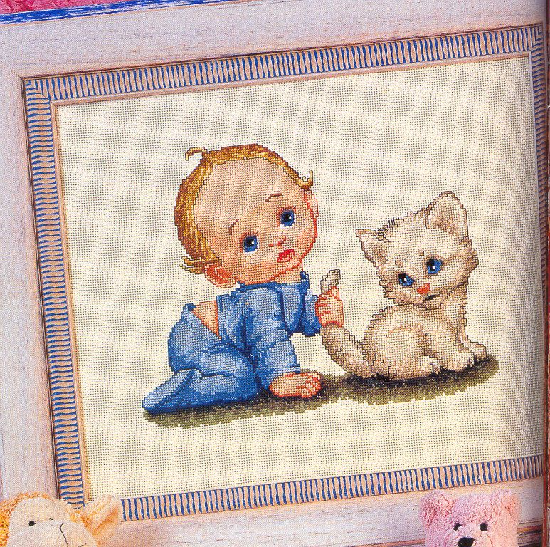Just Cross Stitch Patterns (p 549.) | Learn crafts is facilisimo.com