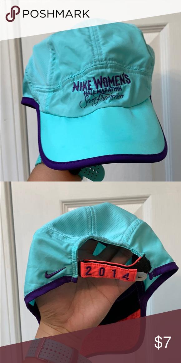 d87ba2d2df9 2014 Nike Women s Half Marathon Running Hat 2014 Nike Women s Half Marathon  Running Hat machine washed