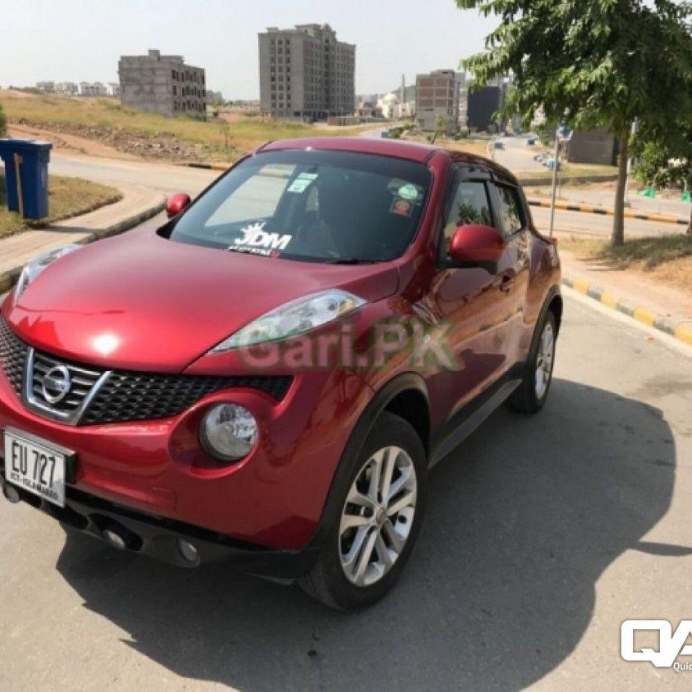 Nissan Juke 15RS 2010 for Sale in Islamabad, Islamabad