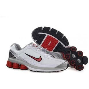 4df281db66e87f 240265 028 Nike Shox R6 White Red J11011