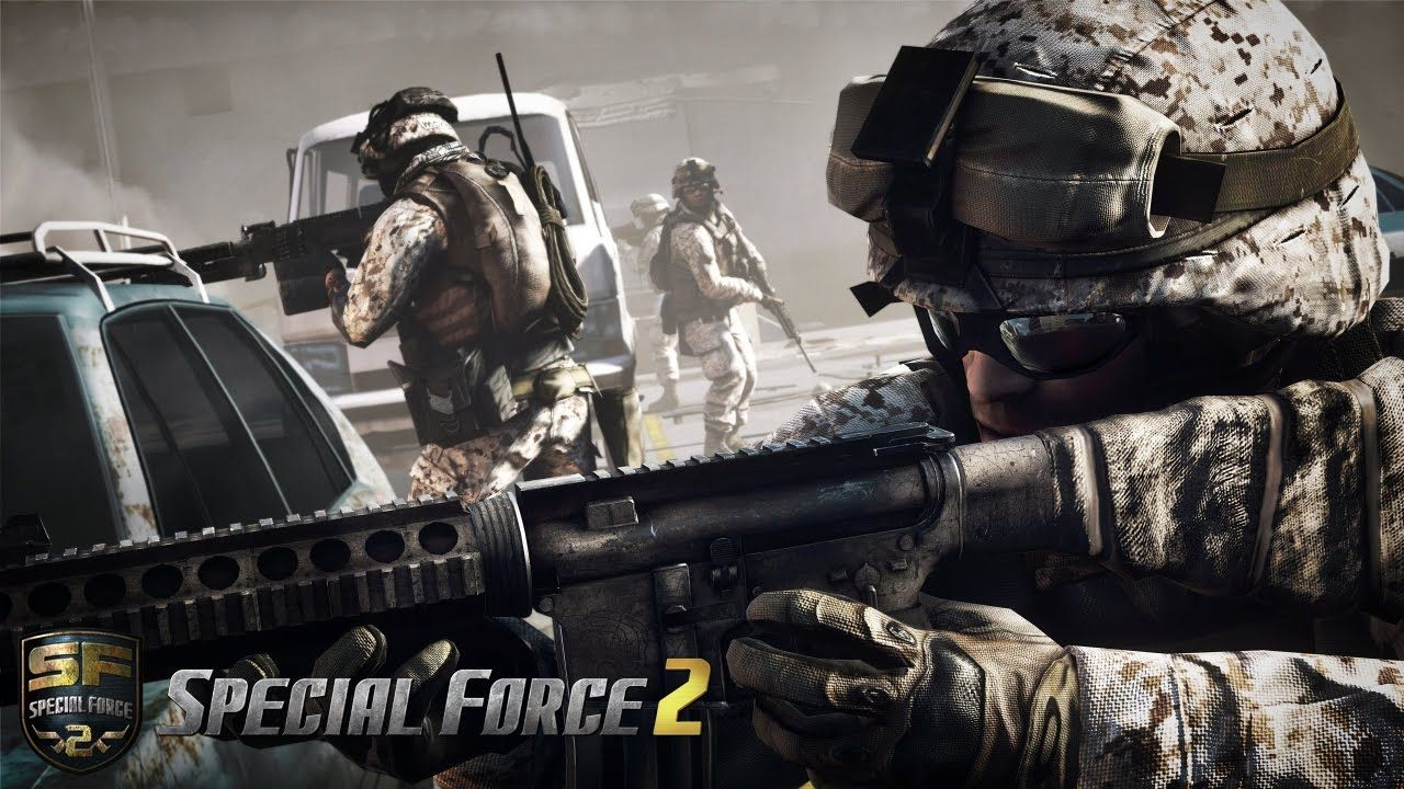 Special Force 2 line FPS gameplay Special Force 2
