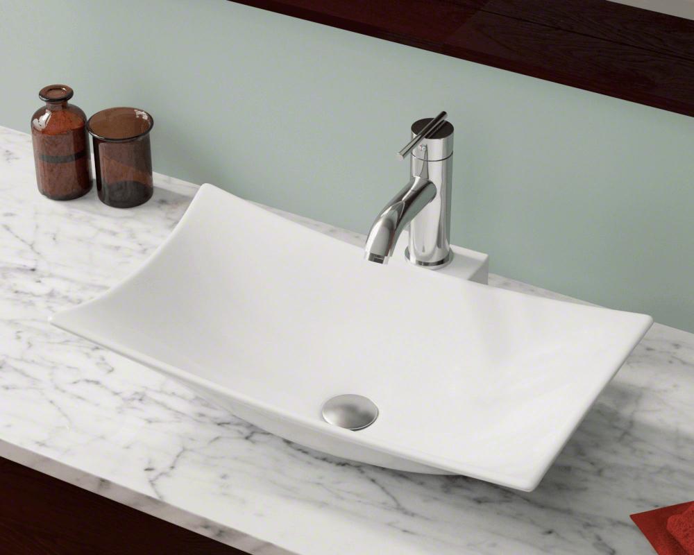 Porcelain Vessel Sink Sink Vessel Sink Wall Mounted Bathroom Sinks