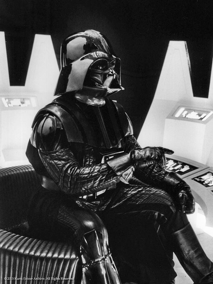 Vader in meditation chamber esb bts 03 | Star Wars ...