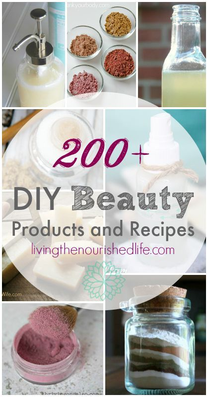200+ DIY Beauty Products: The Ultimate List | The Nourished Life
