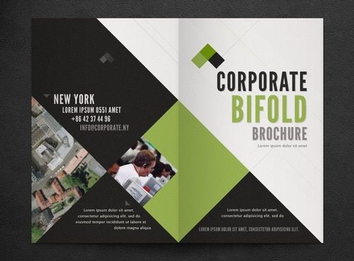 Free Brochure Templates Psd Ai Eps Download  Marketing