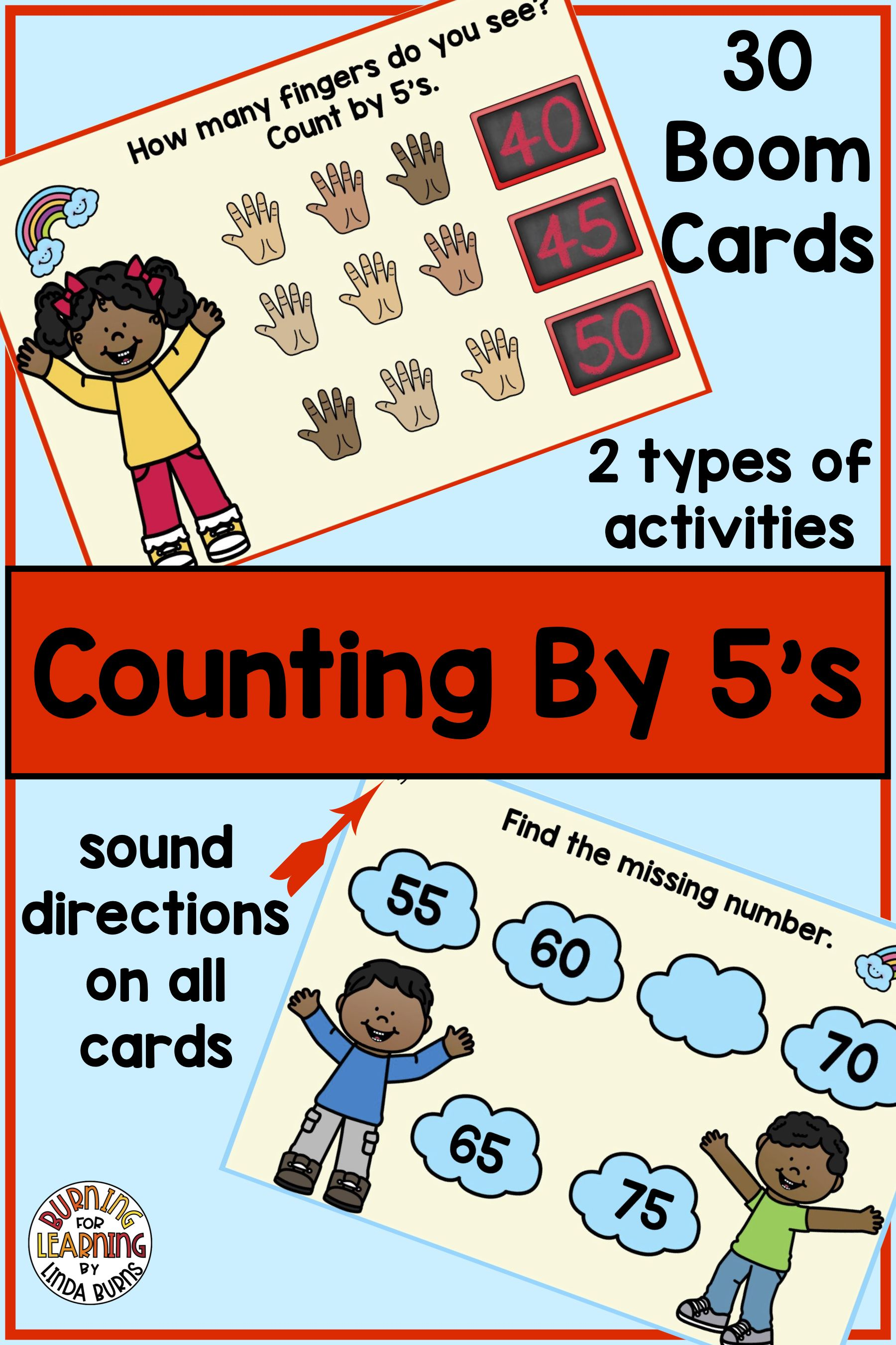 Counting By 5 S