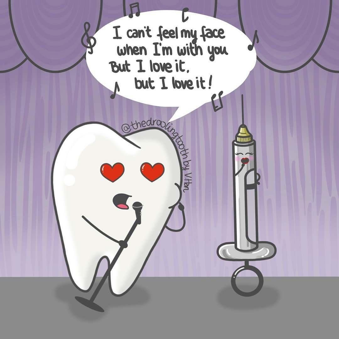 Best Song To Play On The Radio During A Tooth Extraction Don T You Think Repost Thedroolingtooth No Dental Assistant Humor Dental Fun Dental Hygiene Humor