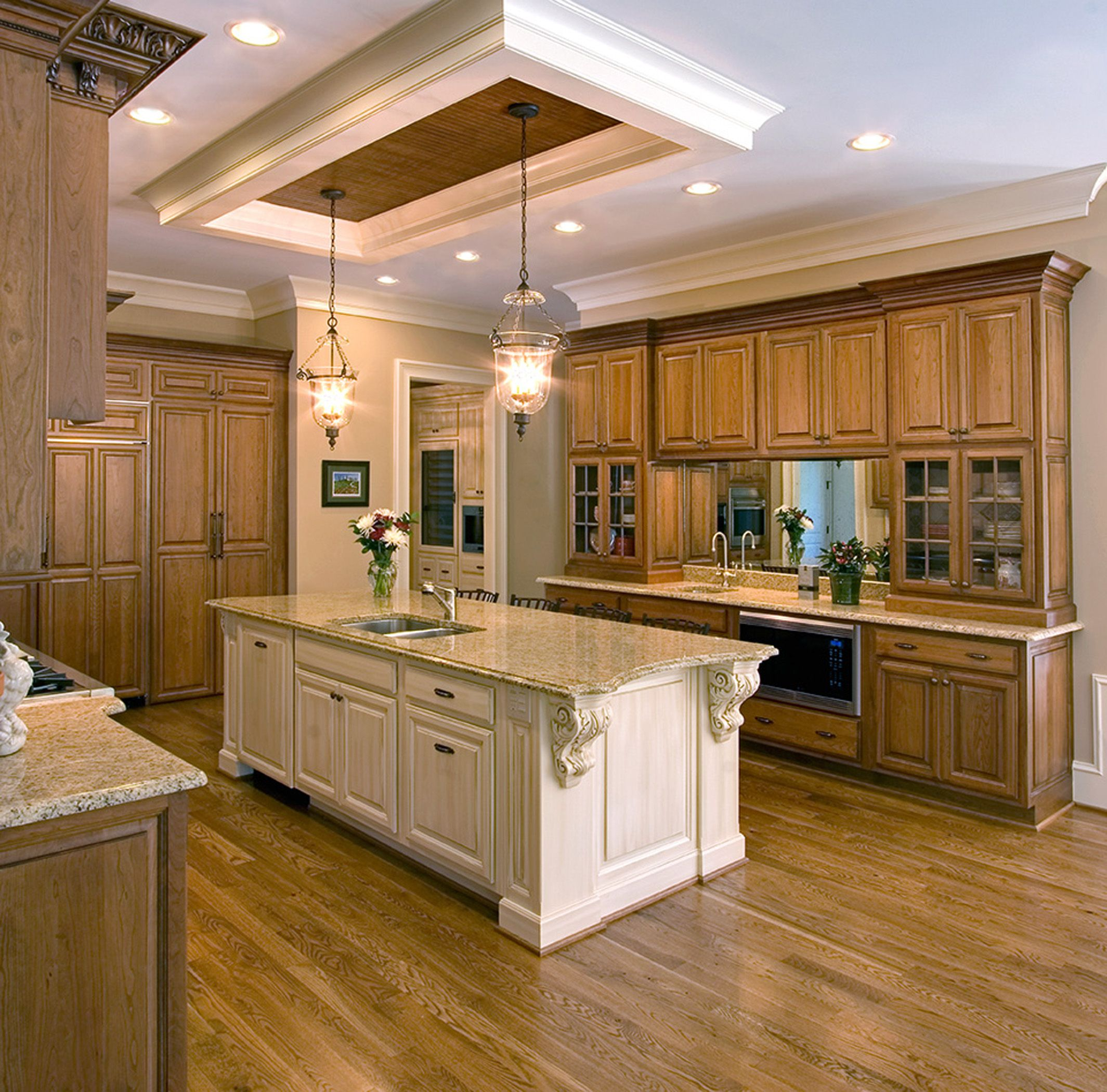 Custom Wood Products Kitchen Cabinets Kitchen Bathroom Remodel Bathroom Remodel Designs Kitchen And Bath Remodeling