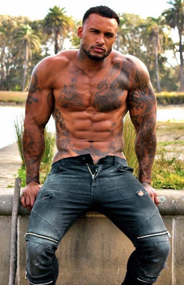 Pin By Bill Reichert On Tight Pants  Gorgeous Black Men -5161