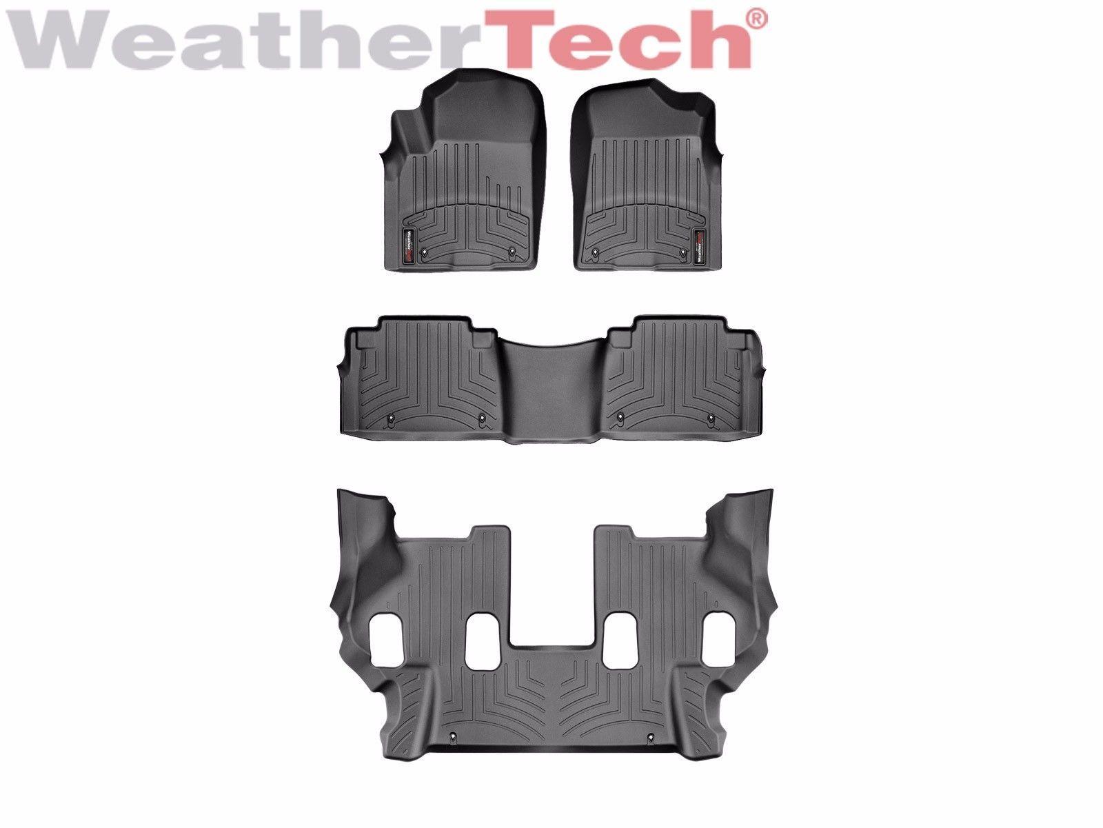 Floor mats qx80 - Weathertech Floor Mats Floorliner For Infiniti Qx80 2014 2017 Black