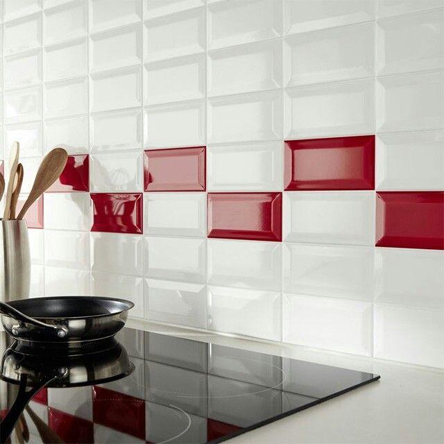 Pin By Dgdv On Backsplash Kitchen Wall Tiles White