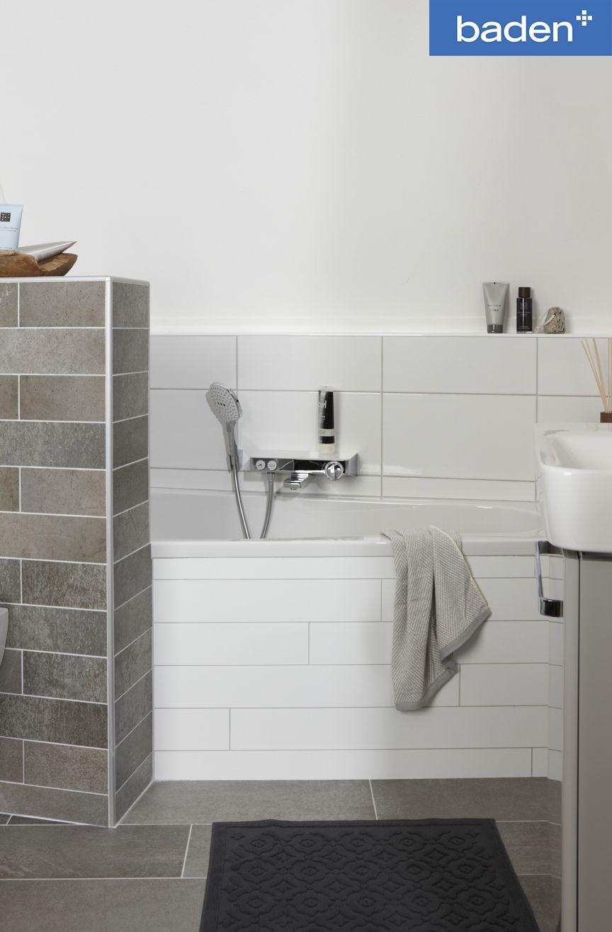 Heb je een kleine badkamer? Geen probleem! Zelf in een kleine ruimte ...