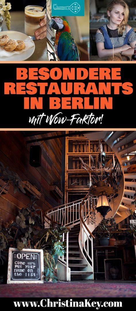 Photo of Spesielle restauranter og kafeer i Berlin – kreative fotograferingstips og fotohack