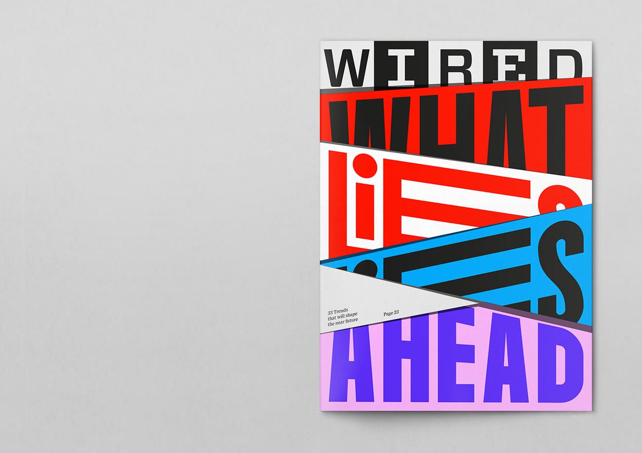 Wired Magazine Cover #studiofeixen   HardlyWorking+   Pinterest ...