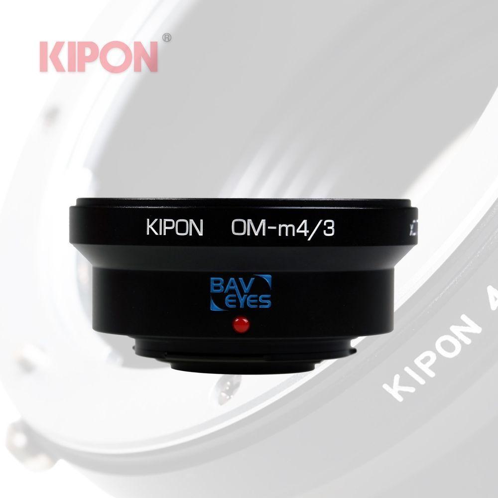 Details about Kipon Adapter Focal Reducer Speedbooster for