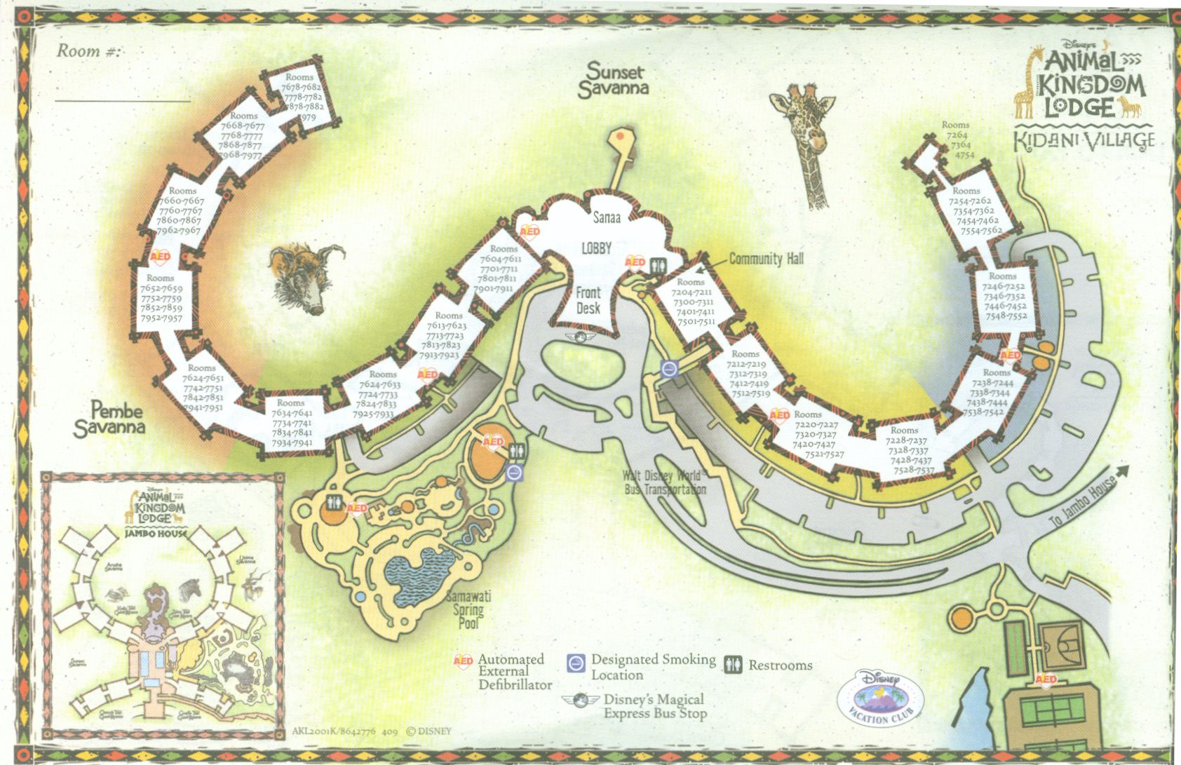 Kidani Village map | Disney Planning | Disney animal kingdom lodge on dolphin map, garden spot village map, new orleans square map, expedition everest map, contemporary map, main street usa map, disney magic map, sanaa map, pirates of the caribbean map, kearney village map, wilderness lodge map, disney dream map, pop century map, hong village map, art of animation map, shades of green map, disney vacation club map, world showcase map, port orleans french quarter map, all star movies map,