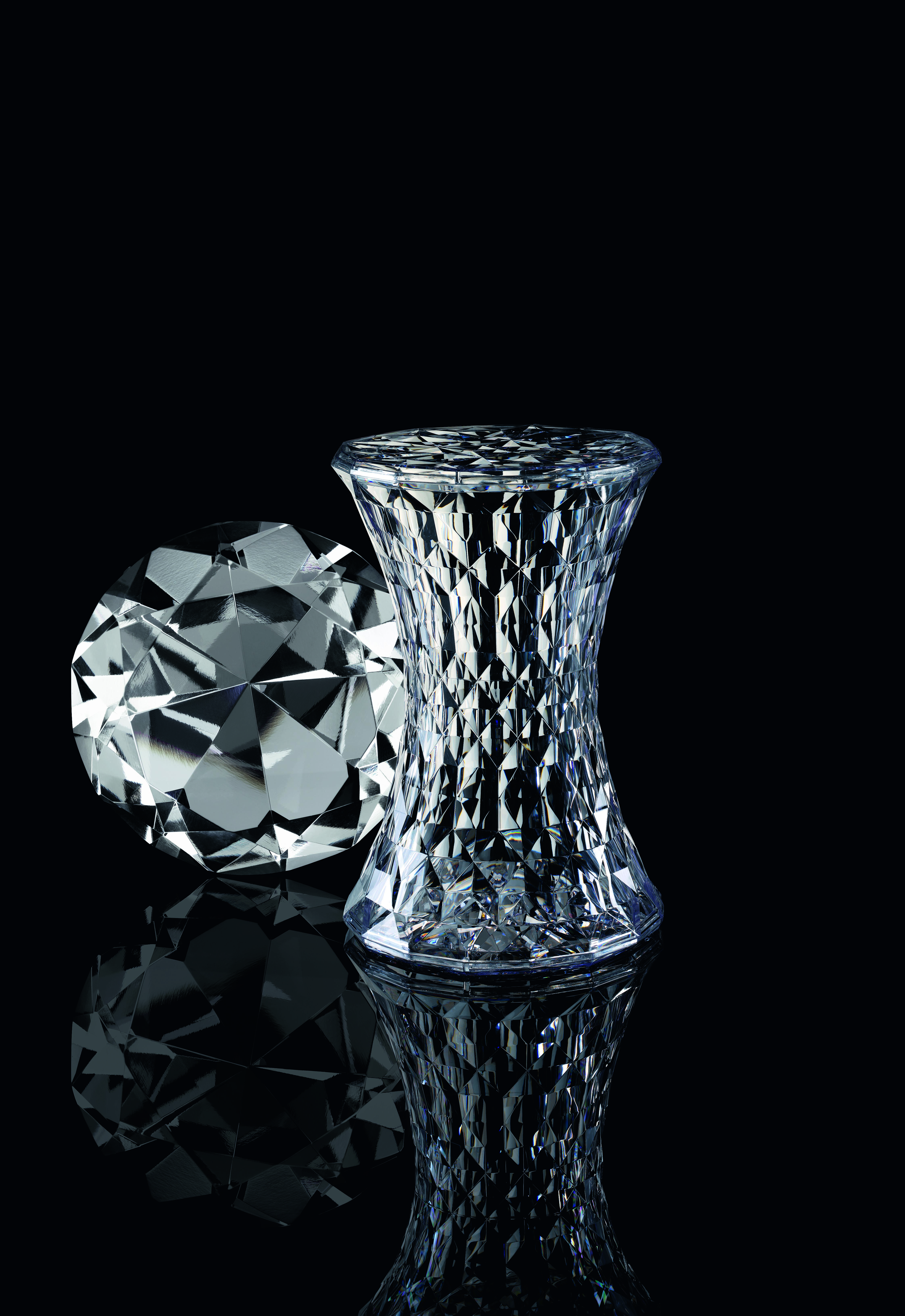 Ein bisschen Gold und Silber: Stone von Kartell | online kaufen im ...