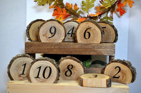 Numbers, rustic wedding table numbers wedding table number rustic wedding wood table number country wedding sign barn wedding rustic