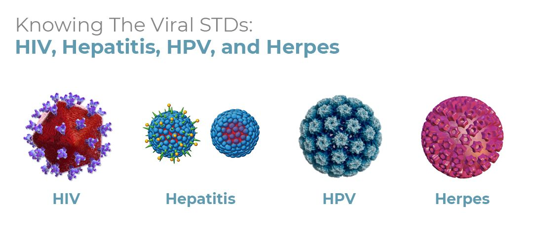 is hpv and herpes the same virus
