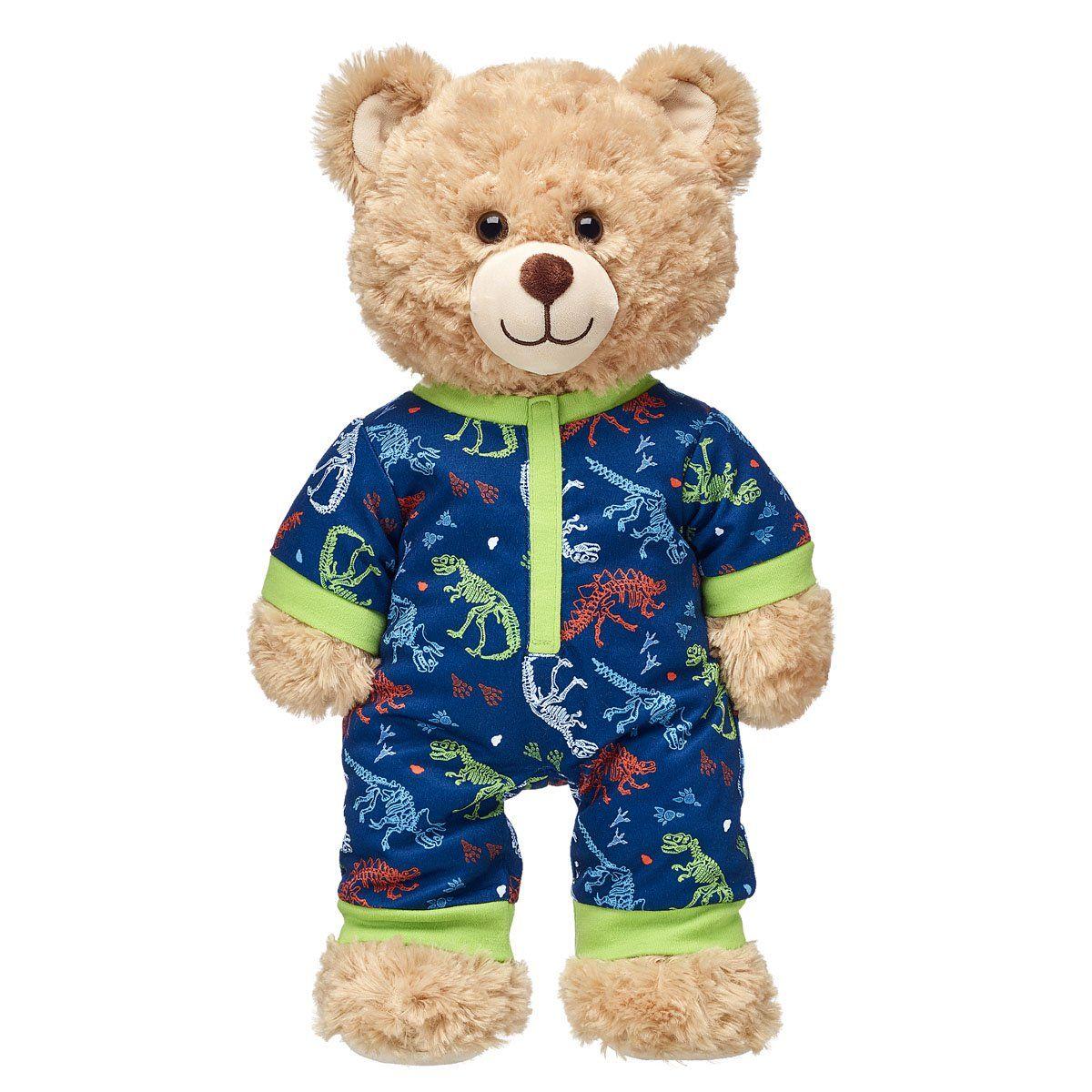 Blue Dinosaur Sleeper Products Build A Bear Outfits