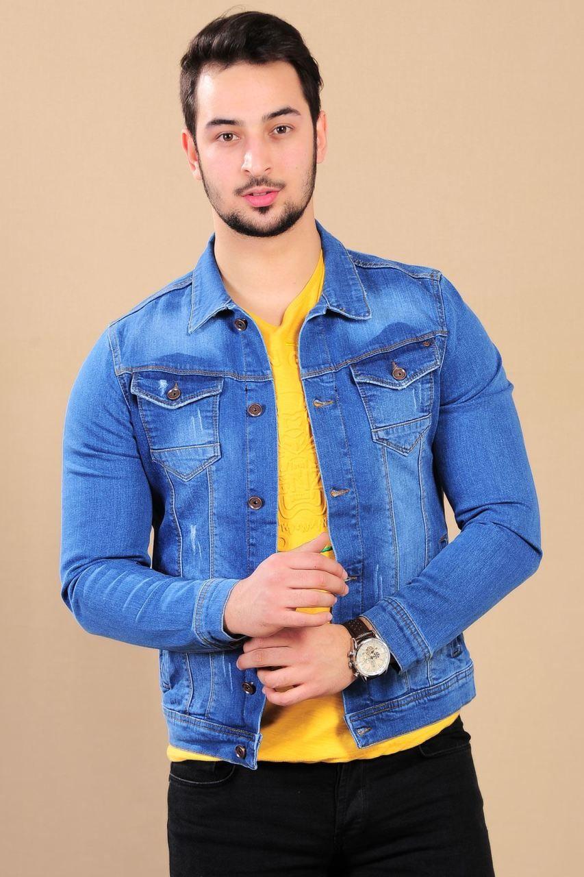 Cift Cep Dugme Detay Mavi Kot Ceket Giyim Indirim Kampanya Bayan Erkek Bluz Gomlek Trenckot Hirka Etek Yelek Mont Kase Kot Ceket Moda Erkek Kot