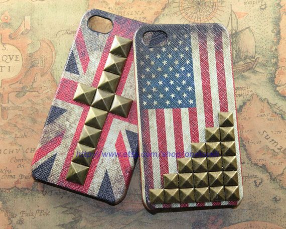 obsessed with the American Flag case.