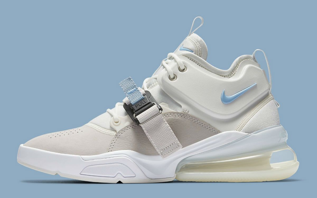 Men's Nike Air Force 270 Wolf