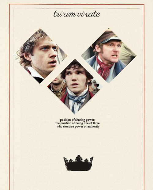 Triumvirate.