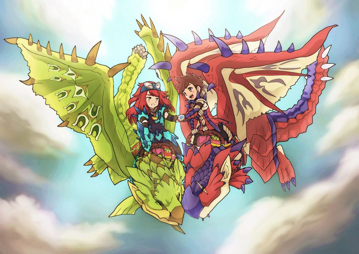 214 Best Mhs Ride On Images In 2020 Monster Hunter Video Game