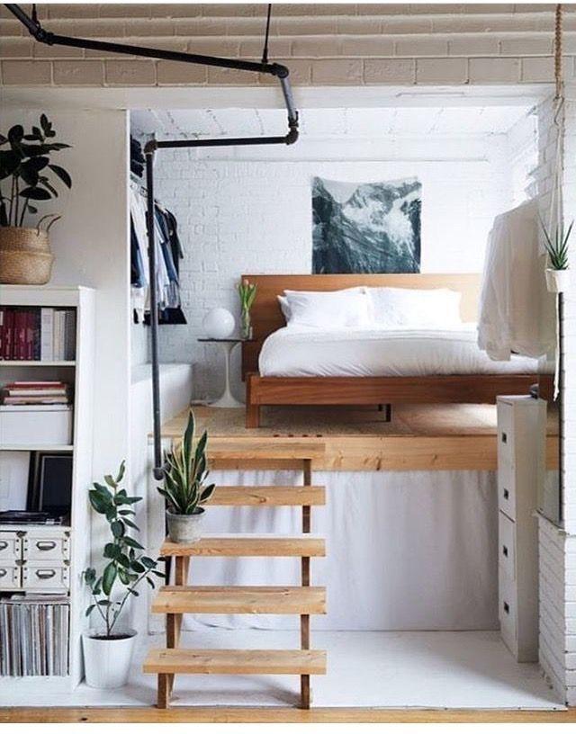 Kleine Wohnung, Inneneinrichtung, Kleine Räume, Budget Wohnung Dekoration,  Schlafzimmer Dekorieren, Moderne Innenarchitektur, Wohnungseinrichtung, Deko  ...