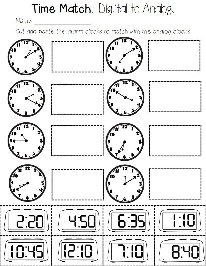 hight resolution of Become Clock Wise: Common Core Time Skills   Time worksheets