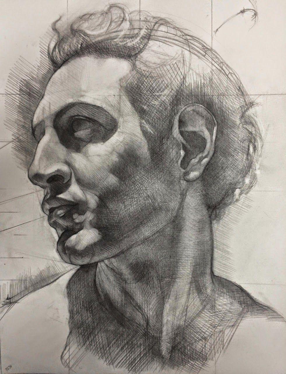 Sabin Howard | Anatomía, Dibujo y Retrato
