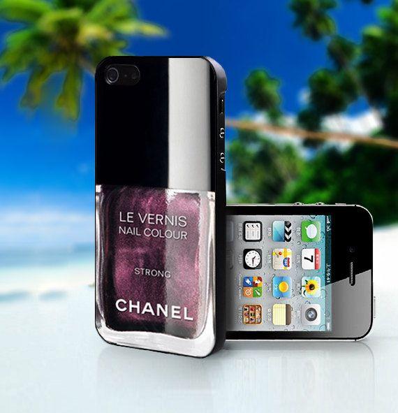 Chanel Strong Nail Polish - Girly Make Up - MPC007 - Print On Hard ...