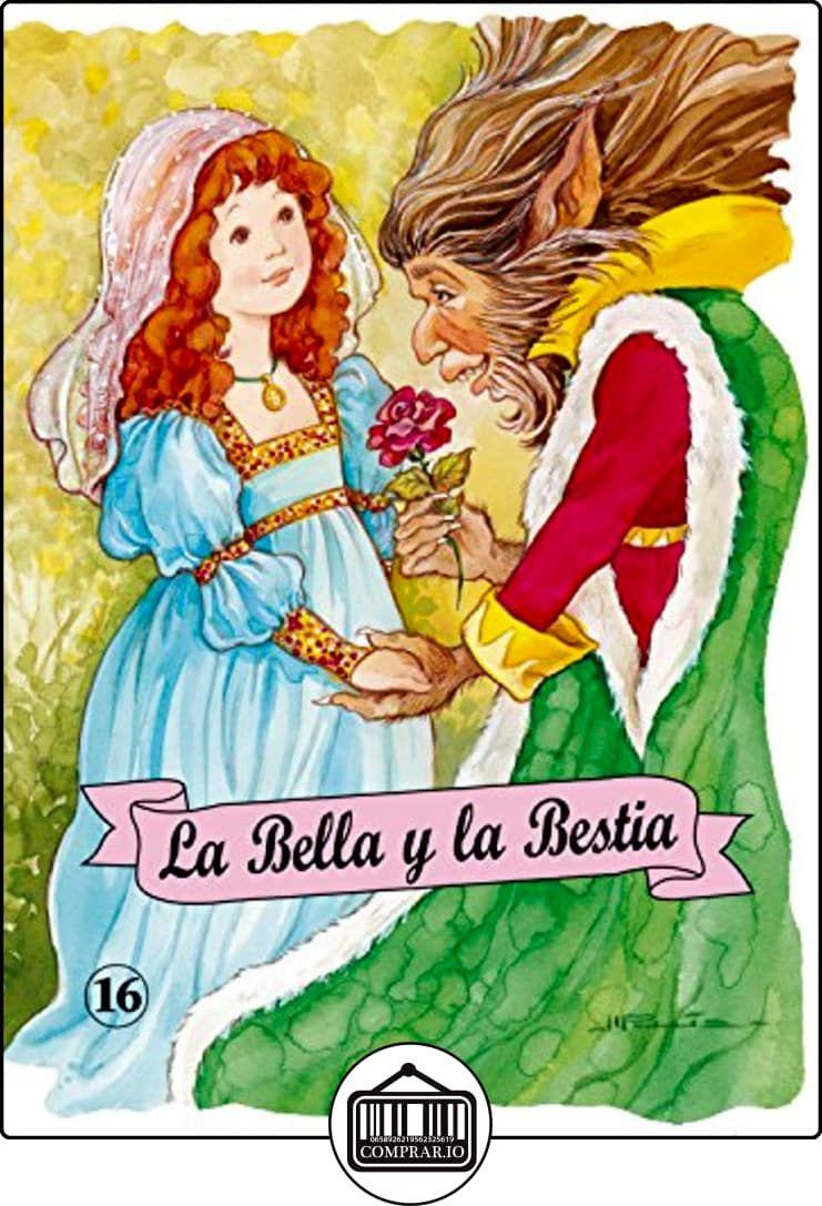 La Bella y la Bestia (Troquelados clásicos) de Madame Jeanne-Marie Leprince  de