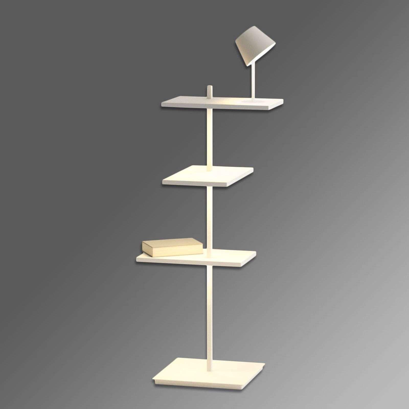 Multifunctionele led vloerlamp Suite 112 cm Lampen