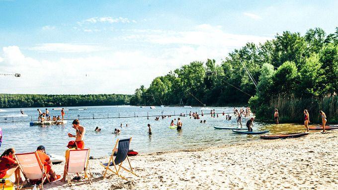 Fühlinger See Schwimmbad