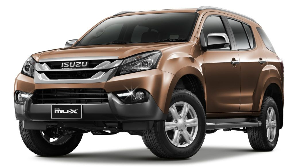 2019 Isuzu MU-X Changes, Price >> 2019 Isuzu MU-X Changes and Price | uscarsnews.com | Pinterest | Cars
