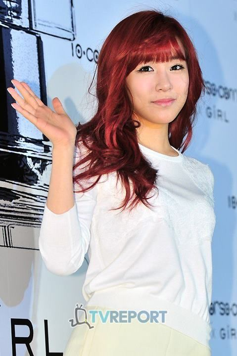 Tiffany @ Girl De Provence Perfume Launching Event