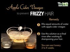 Home Remedies For Frizzy Hair In 2019 Frizzy Hair Remedies