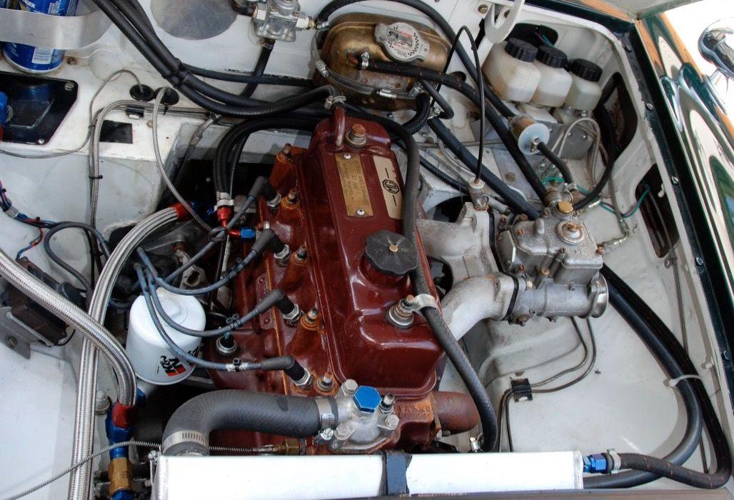 1967 Mgb Gt Race Car Racing Harness Race Cars Racing